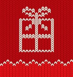Knitting gift vector