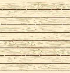 Seamless wood planks pattern tree bark texture vector