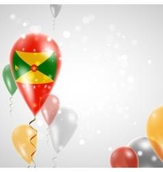 Flag of Grenada vector image vector image