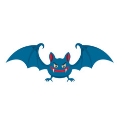 cartoon halloween design element for poster vector image