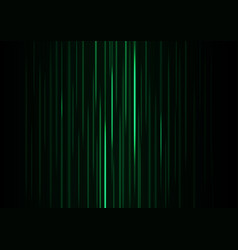 green speed laser technology background vector image
