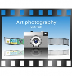 art photography vector image vector image