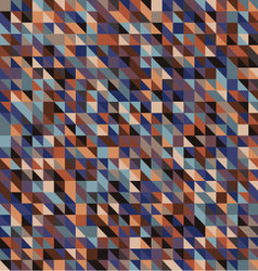 seamless background with squares vector image