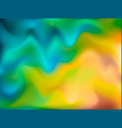 Abstract fluid coral mesh blend blur color vector