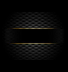 carbon fiber background and texture and lighting vector image