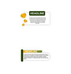 Timeline infografic hand drawn elements vector