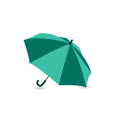 Umbrella template design icon vector