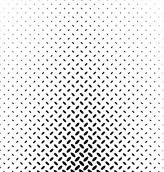 Abstract monochrome diagonal ellipse pattern vector
