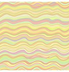 Mosaic wavy seamless vector image