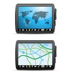 GPS vector