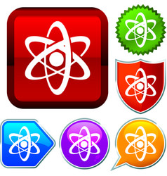 Set shiny icon series on buttons atomic element vector