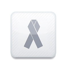 white icon eps10 vector image