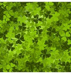 clover seam3 vector image