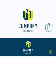 U company logo vector