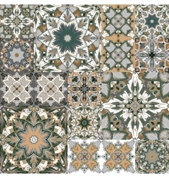 Seamless background pattern Will tile endlessly vector
