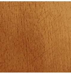 Grunge texture smooth wooden board vector image vector image