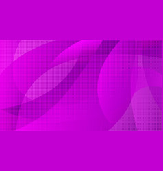 Abstract violet background with halftone vector