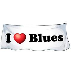 Blues vector