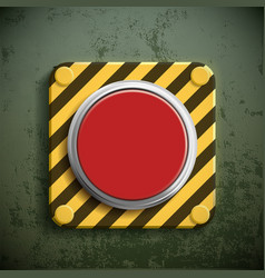 icon switch button vector image