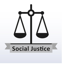 Social justice day celebrated on february 20th vector