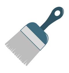 Brush icon design isolated vector
