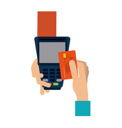 Credit card and electronic payment vector