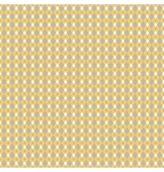 Mustard yellow and taupe geometric seamless vector