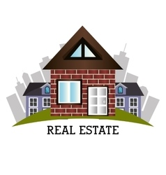 Real estate investment vector