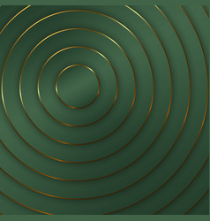 Rich circle background vector