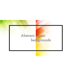 Set of abstract hexagon background technology vector