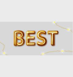 best motivational inscription for vector image