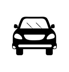 Car transport vehicle vector image