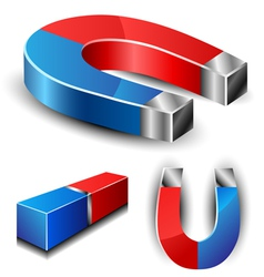 Magnet set vector