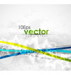 trendy background vector image
