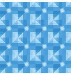 Blue abstract background pattern vector