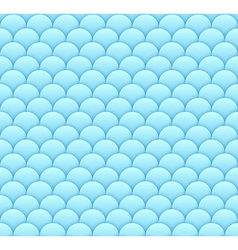 Scale Seamless Pattern vector image vector image