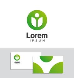 logo design element 35 vector image vector image