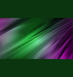 Abstract colorful silk waves background vector
