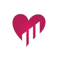 Love Community Care Logo vector image