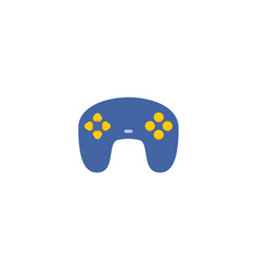 joypad icon flat element of vector image