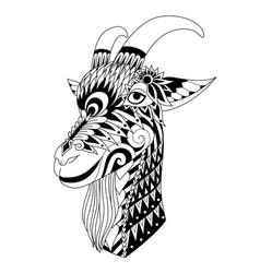 Happy sheep vector