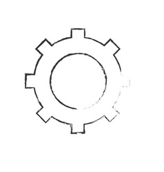 Figure technology web tools symbol icon vector