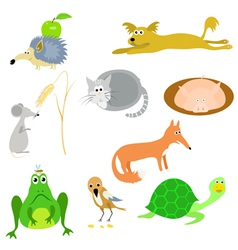 Set of animals EPS10 vector