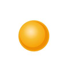 solar system star sun in vector image