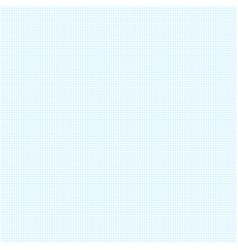 square grid millimetre graph paper seamless vector image