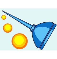 Oiler vector image vector image