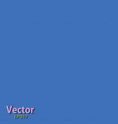 Abstract background with blue paper layers vector