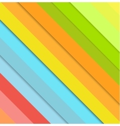 Bright vertical abstract background vector image