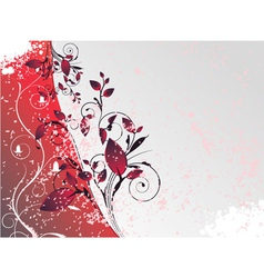 eroded background vector image
