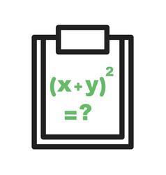 Solving formula vector